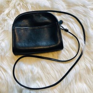 Vintage small coach crossbody